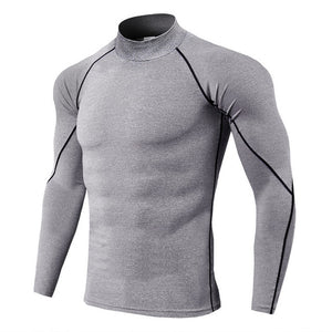 Men's Compression Gym Shirt
