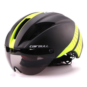 Ultra Light Road Cycling Helmet - 280g - Goggles - FlexActive Fitness