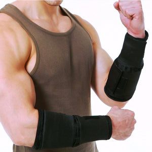 Weighted Training Wrist Straps - FlexActive Fitness