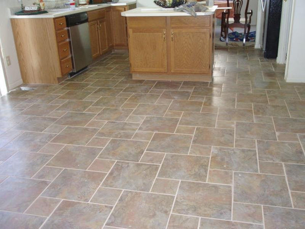 How to Clean and Maintain Porcelain Tiled Floors