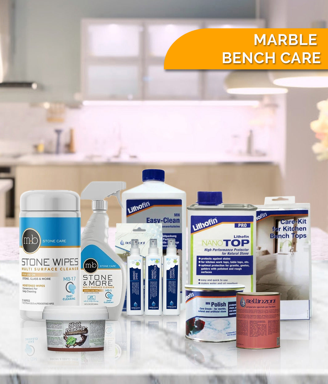 MARBLE BENCH CARE & MAINTENANCE