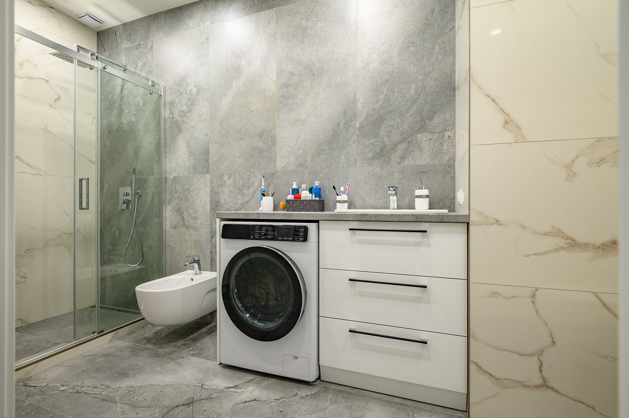 Caring for Laundry Area