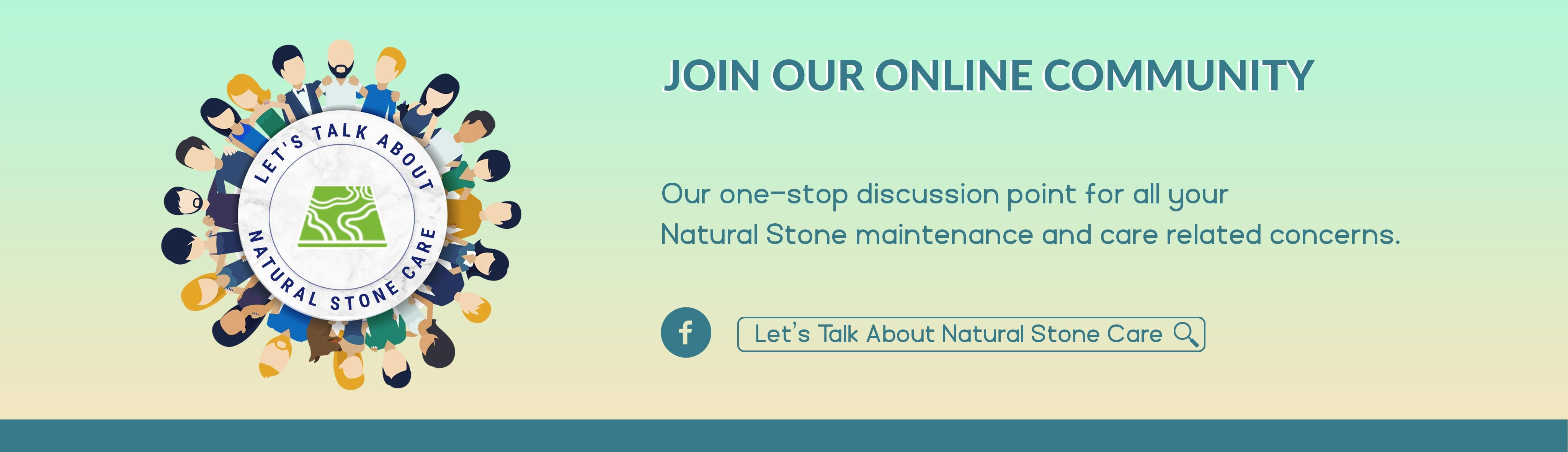 Stone Doctor Australia Facebook Group Page - All About Natural Stone