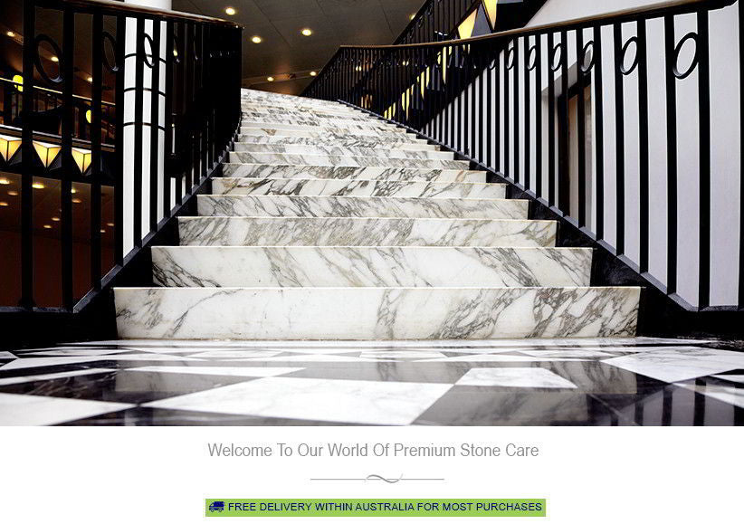 Welcome To Our World Of Premium Stone & Tile Care - Australia
