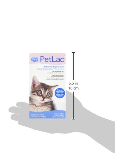 PetLac Liquid for Kittens, 32 oz