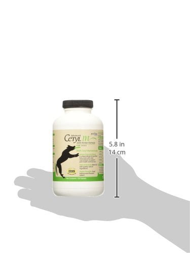 Advanced Cetyl M Joint Action Formula for Dogs - 240 tablets