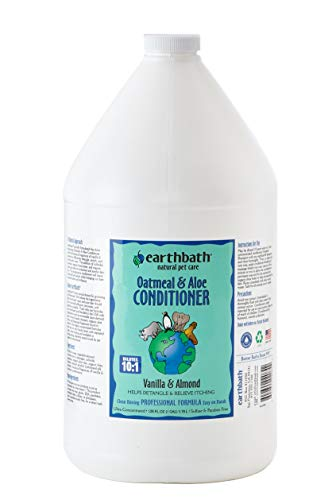 Earthbath Oatmeal and Aloe Conditioner, 1-Gallon