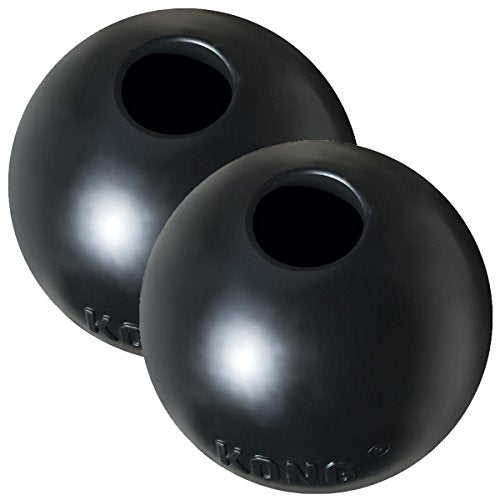 KONG Rubber Ball Extreme Size:Small Packs:Pack of 2