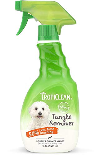 TropiClean Tangle Remover, 16oz - Pack of 2