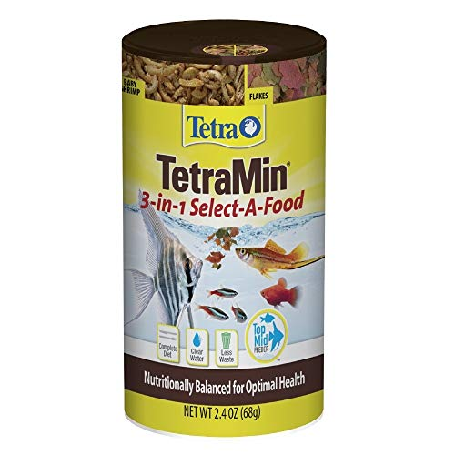 TetraMin 3-in-1 Select a Food for Fish