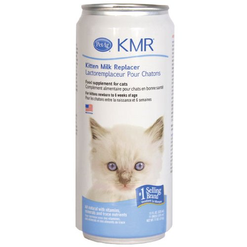 Pet Ag KMR Milk Replacer for Kittens - 11 fl oz
