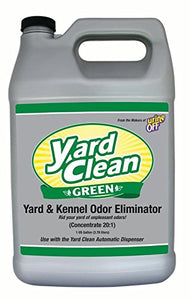 Urine Off BU1029 20:1 Concentrate 1 Gallon Clean Green(TM) Yard and Kenner Odor Eliminator…