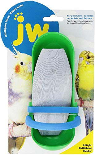 JW Pet Company Insight Cuttlebone Holder, Colors Vary