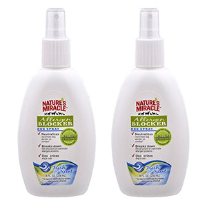 Nature's Miracle Allergen Blocker - Dog Grooming (2 Pack)