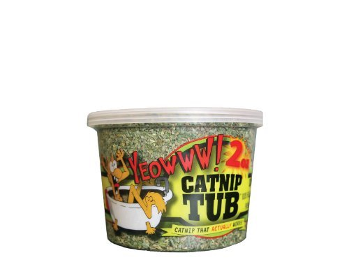 Yeowww! Cat Catnip Made in USA Size:4 Oz