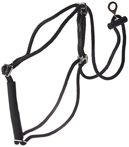 Coastal Pet Products DCP603320MD Nylon Walk Right Control Dog Harness, Medium, Black