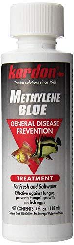 Kordon Methylene Blue-General Disease Prevention Treatment for Aquarium