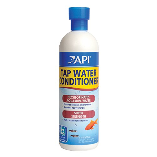 API Tap Water Conditioner Aquarium Water Conditioner 16 oz Bottle