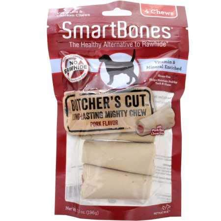 Smartbones Butcher'S Cut Long-Lasting Mighty Chew For Dogs