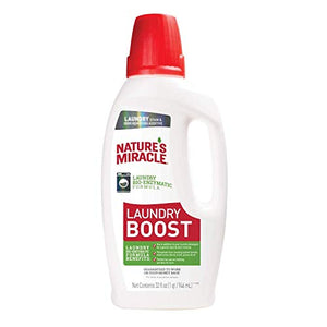 Nature's Miracle Laundry Boost (2-Pack) Packing May Vary