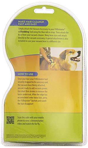 FurVac Vacuum Accessory, 2-Pack