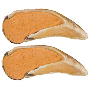 Redbarn Filled Hooves-Peanut Butter (2-Count)