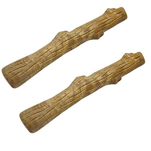 Petstages Dogwood Durable Real Wood Dog Chew Toy for Dogs, Safe and Durable Chew Toy by