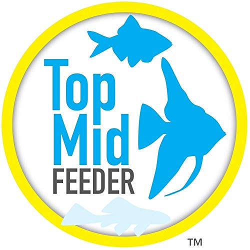 Min Large Tropical Flakes for Top or Mid Feeders