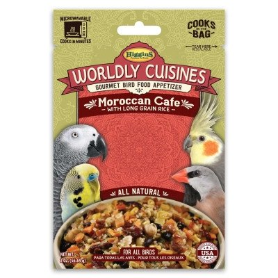 Higgins Worldly Cusines Moroccan Cafe - 2 Ounce