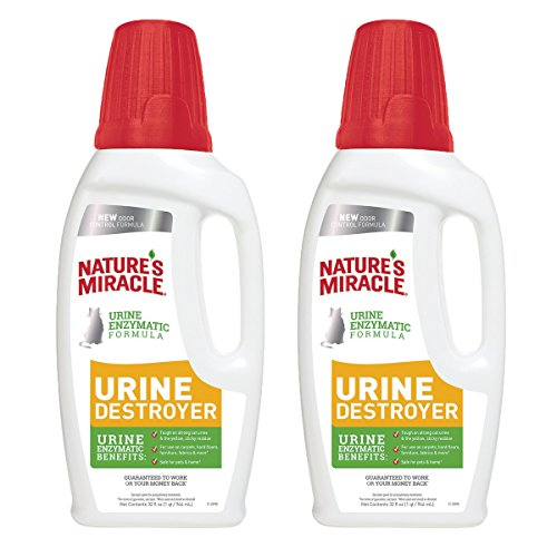 Nature's Miracle P-97005 Just for Cat Urine Destroyer