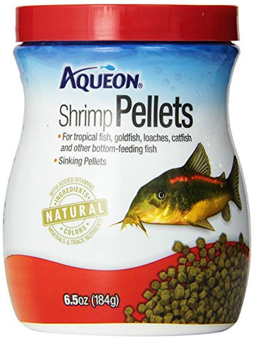 Aqueon Shrimp Pellets Fish Food