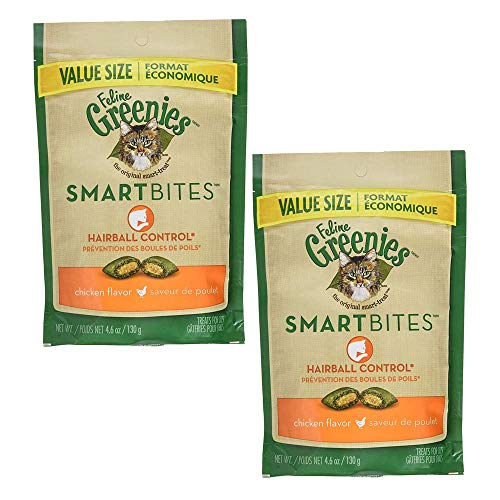 Greenies Smartbites Treats for Cats