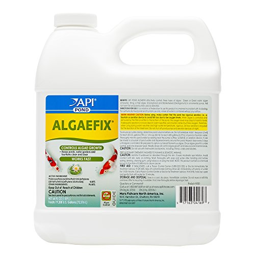 API PondCare AlgaeFix, 64 Ounce Bottle