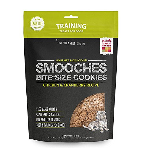 Honest Kitchen The Dog Grain Free Training Treats