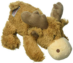 KONG Marvin Moose Cozie Dog Toy, Small (2 Pack)