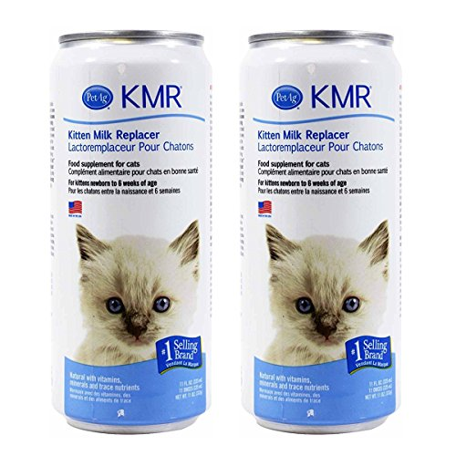 Pet Ag Products KMR Milk Replacer Liquid - 11 Oz can Healthcare & Supplements 2pack (2/11oz Cans)