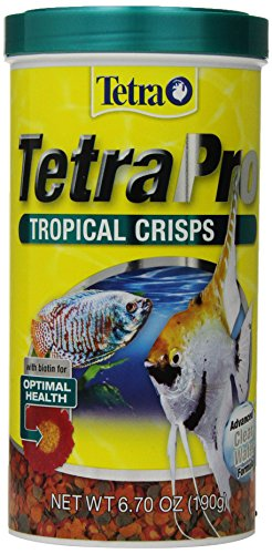 Tetra TetraPro Tropical Crisps With Biotin for Fishes