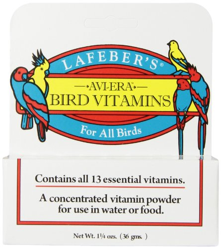 Lafeber's Avi-Era Powdered Bird Vitamin 1.25 oz