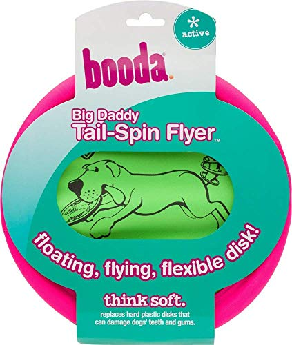 Booda Tail-Spin Flyer, 12-Inch - 2 Pack