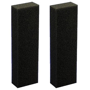 Eshopps Large Foam Filter 4 x 2.25 x 13.5 Inches (2 Pack)