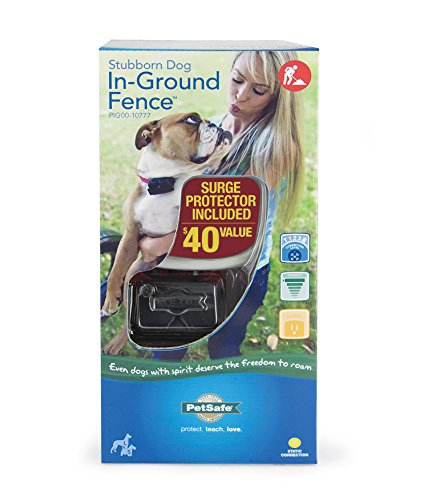 PetSafe Stubborn Dog In-Ground Fence, PIG00-10777 (Upgrade to 16 Gauge Wire)