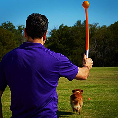 Chuckit 26-Inch Pro Ball Launcher for Larger Dogs, Large