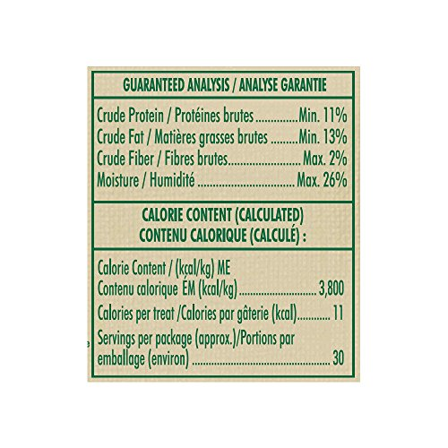 Greenies Pill Pockets Soft Dog Treats, Chicken, Tablet, 3.2 Oz. (Pack Of 6)