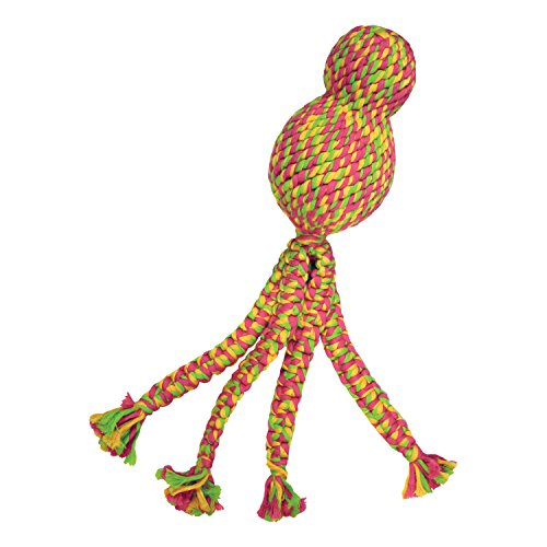 KONG Wubba W/Rope Dog Toy, X-Large, Colors Vary