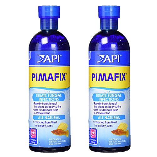 Mars Fishcare North Amer API Pimafix 16oz bottle 2 pack