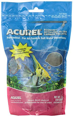 Acurel LLC Economy Activated Filter Carbon Pellets (1-Pound)