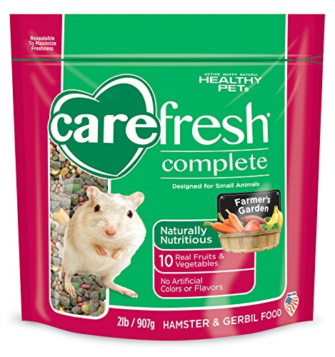 Carefresh Complete Menu Hamster & Gerbil Food 2lbs