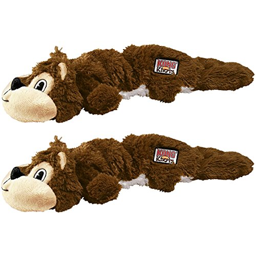 KONG Scrunch Knots Dog Toy