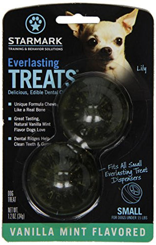 Everlasting Treat For Dogs, Vanilla Mint, Small