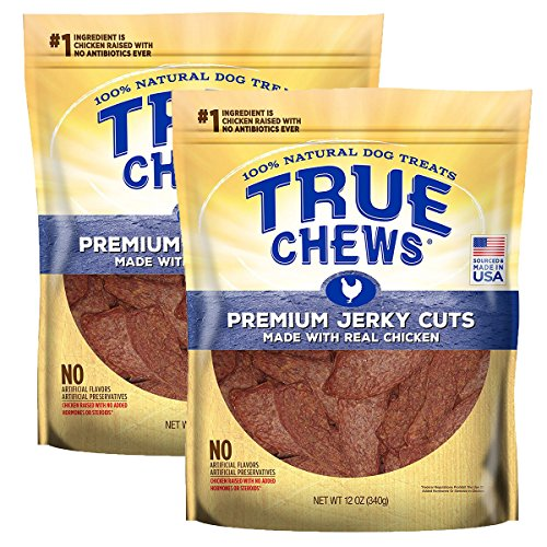 Tyson Pet True Chews. Premium Jerky Cuts Made with Real Chicken (2-Pack).